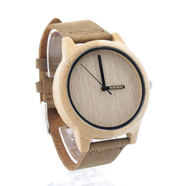 Bamboo Bobobird Watch