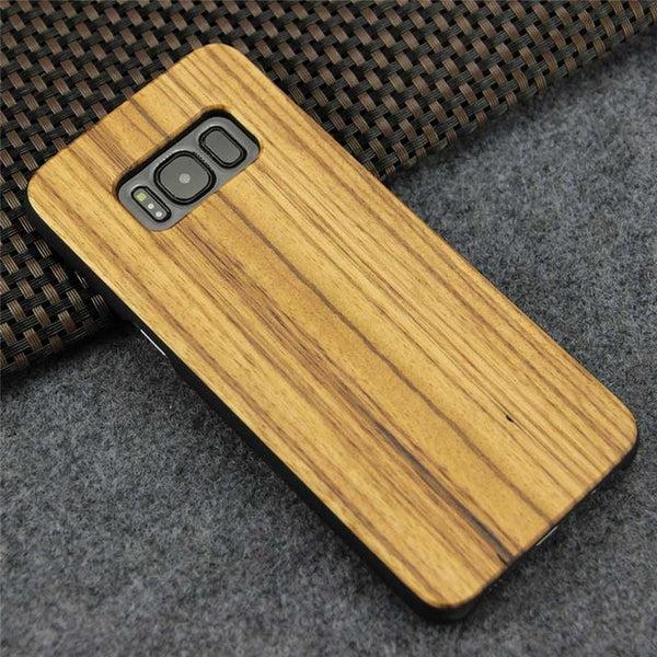 Samsung Zebra Wood Case