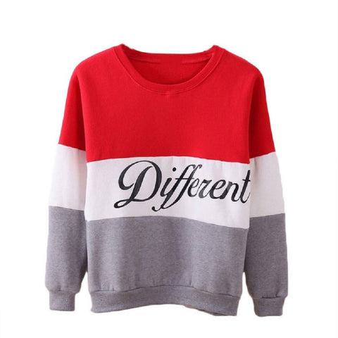 New Spring Autumn Winter Hoody Women Clothing Casual Pullovers Long Sleeve O-Neck Sweatshirts Women Hoodies Tops Feminino - Jessikas Tops