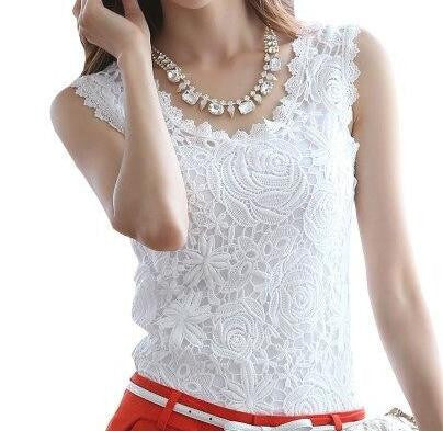 Blusas 2017 Summer Slim Tops Women Sequins Blouses Chiffon Blouse Blusa Feminino Plus Size 4XL Woman White Shirt Ropa Mujer C58 - Jessikas Tops