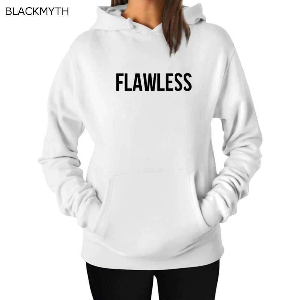 BLACKMYTH Women Casual Hoodies Long Sleeve Female Pullover  Loose Tops