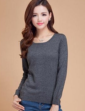 2017 Cashmere wool Sweater Women Sweaters and Pullovers female Fashion