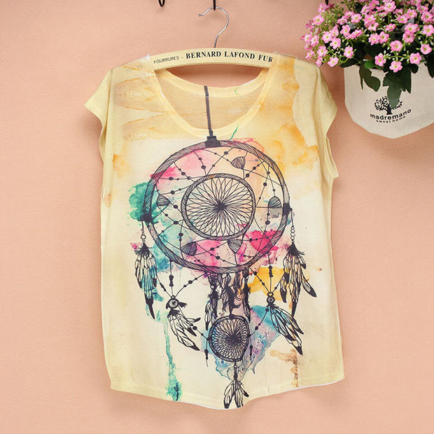 PROMOTION SALE American fashion t shirt women new 2014 summer tee