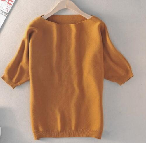 2017 autumn winter sweater women cashmere sweater loose size batwing