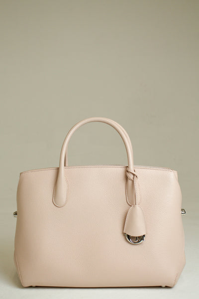 Dior Pink Bar Tote Bag