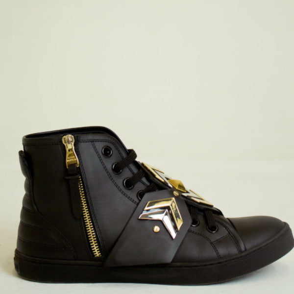 Louis Vuitton Punchy Sneaker Boot