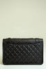 Chanel Paris Dallas Studded Black Lambskin Flap Bag
