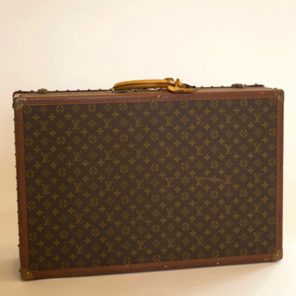 Vintage Louis Vuitton Alzer 70 suitcase
