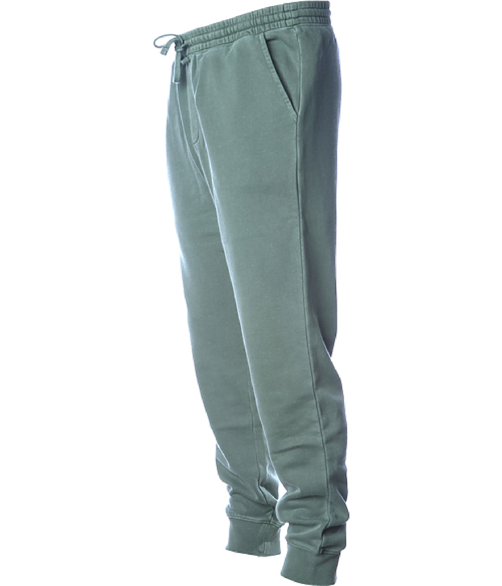 PHENOMENALLY SOFT JOGGER SWEATPANTS (ALPINE GREEN)