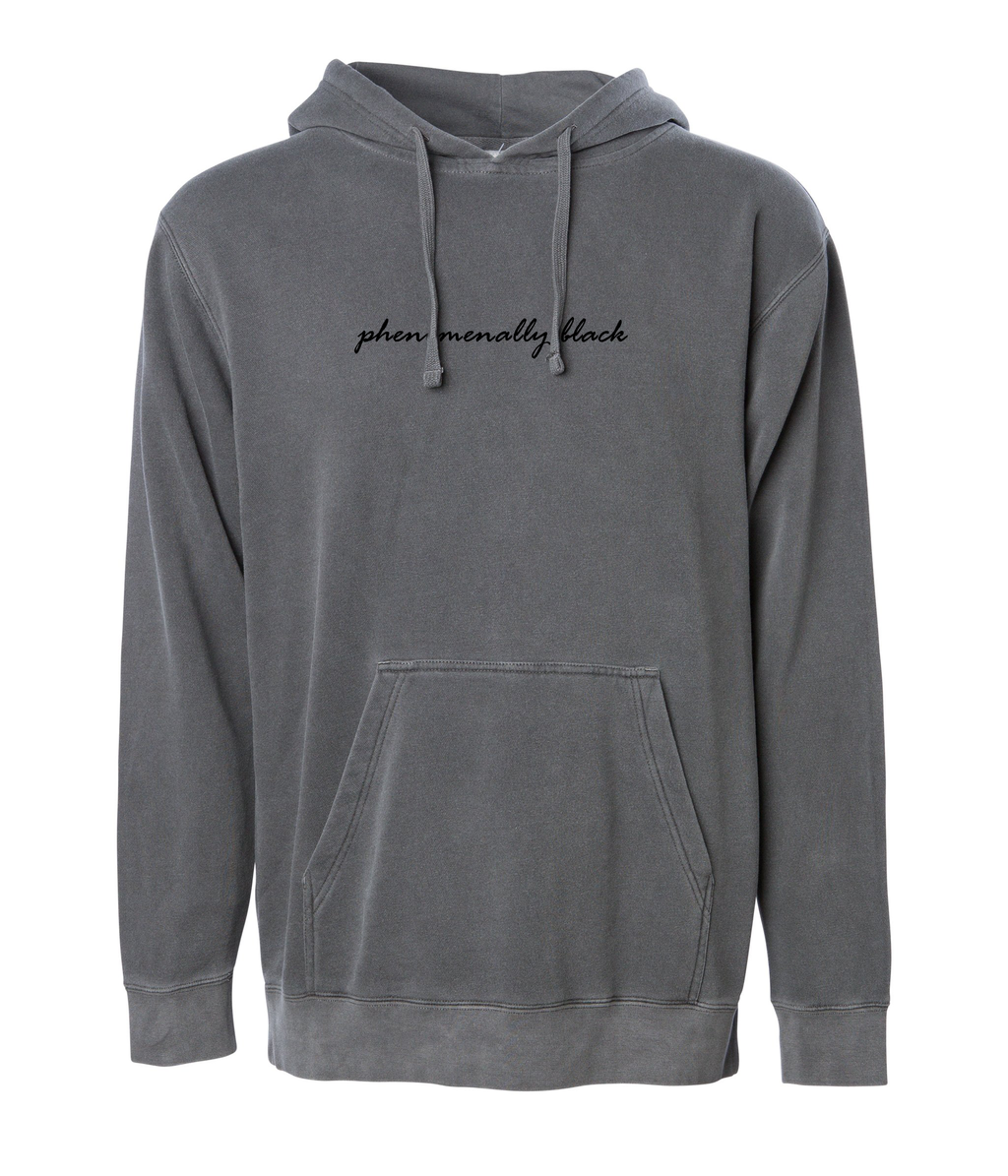 Phenomenally Black Soft Hoodie