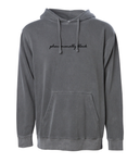 PHENOMENALLY SOFT HOODIE (BLACK)
