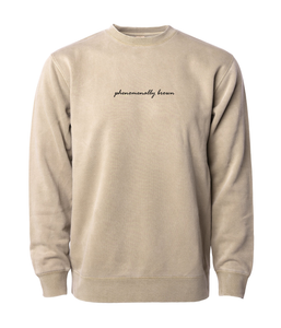 Phenomenally Brown Soft Sweatshirt