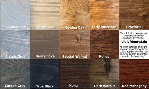 Stain Swatch