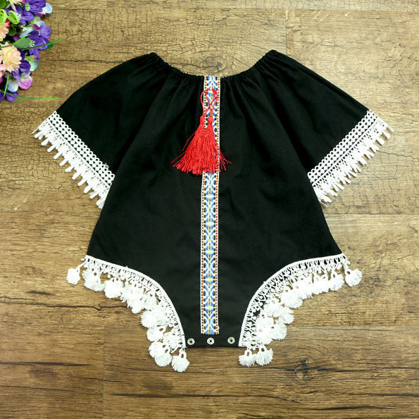 India Romper & Matching Headband