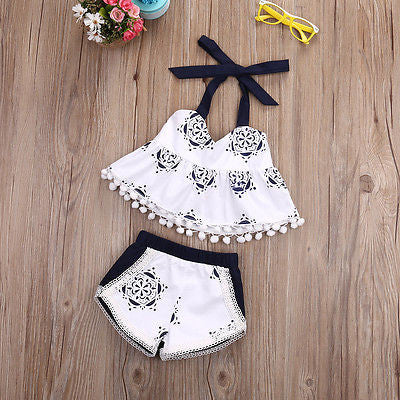 Girly Girl Short Set