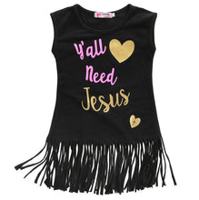 Yall Need Jesus T-Shirt Dress