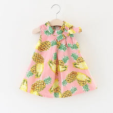 Princess Pineapple Sundress