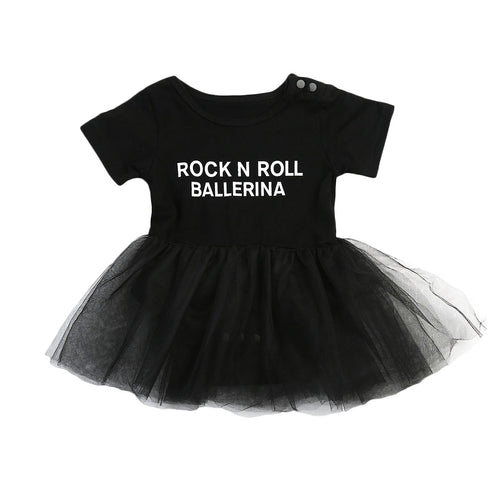 Rock N Roll Ballerina Dress