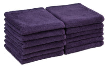 Washcloth - Set of 12