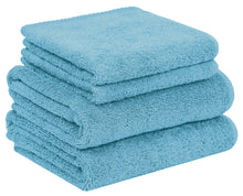 Washcloth & Hand Towel - Set of 4