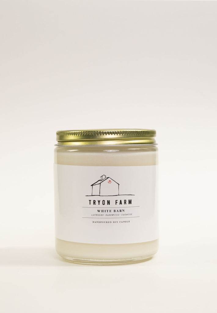 Tryon Farm Soy Candles