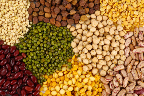 indian dals and pulses