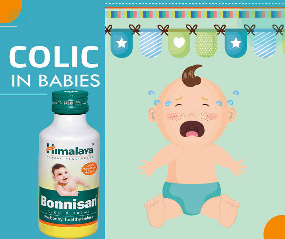 Effect of colic in infants