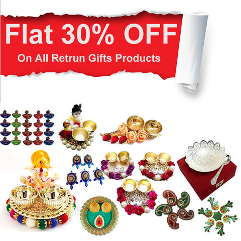 Rangoli and Return Gifts