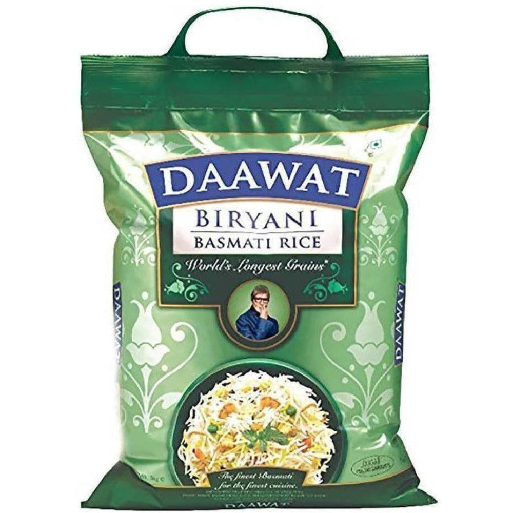 Daawat Biryani Basmati Rice (Long Grain)