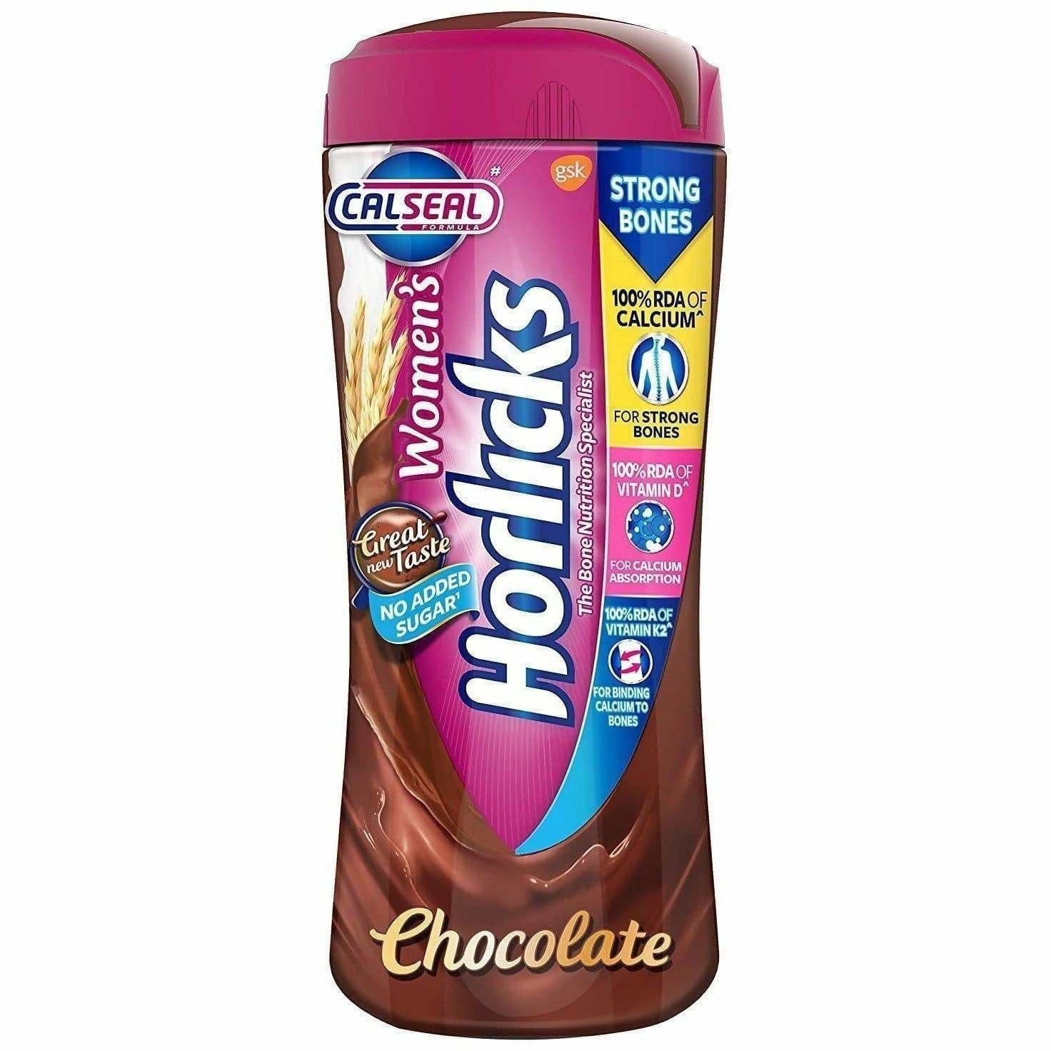 Women's Horlicks Chocolate Flavour