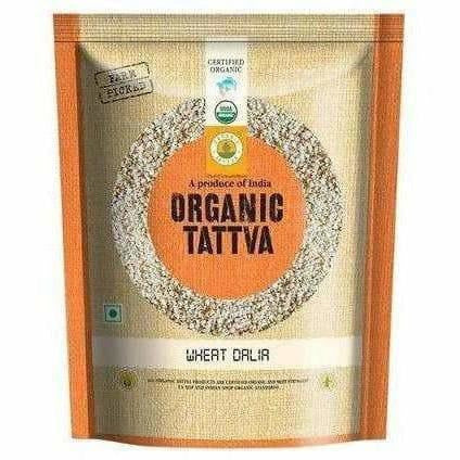 Organic Tattva Wheat Dalia