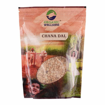 Organic Wellness Chana Dal