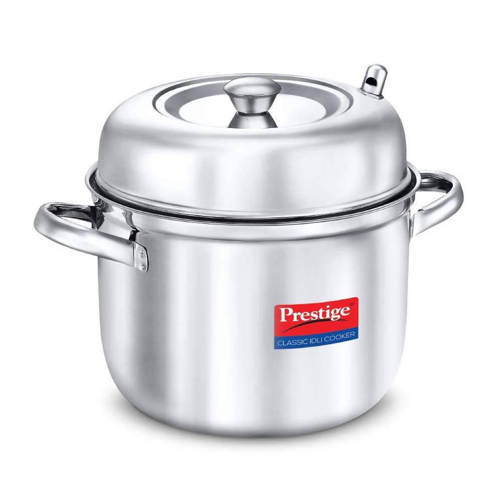 Prestige Classic Idli Cooker With 4 Plates