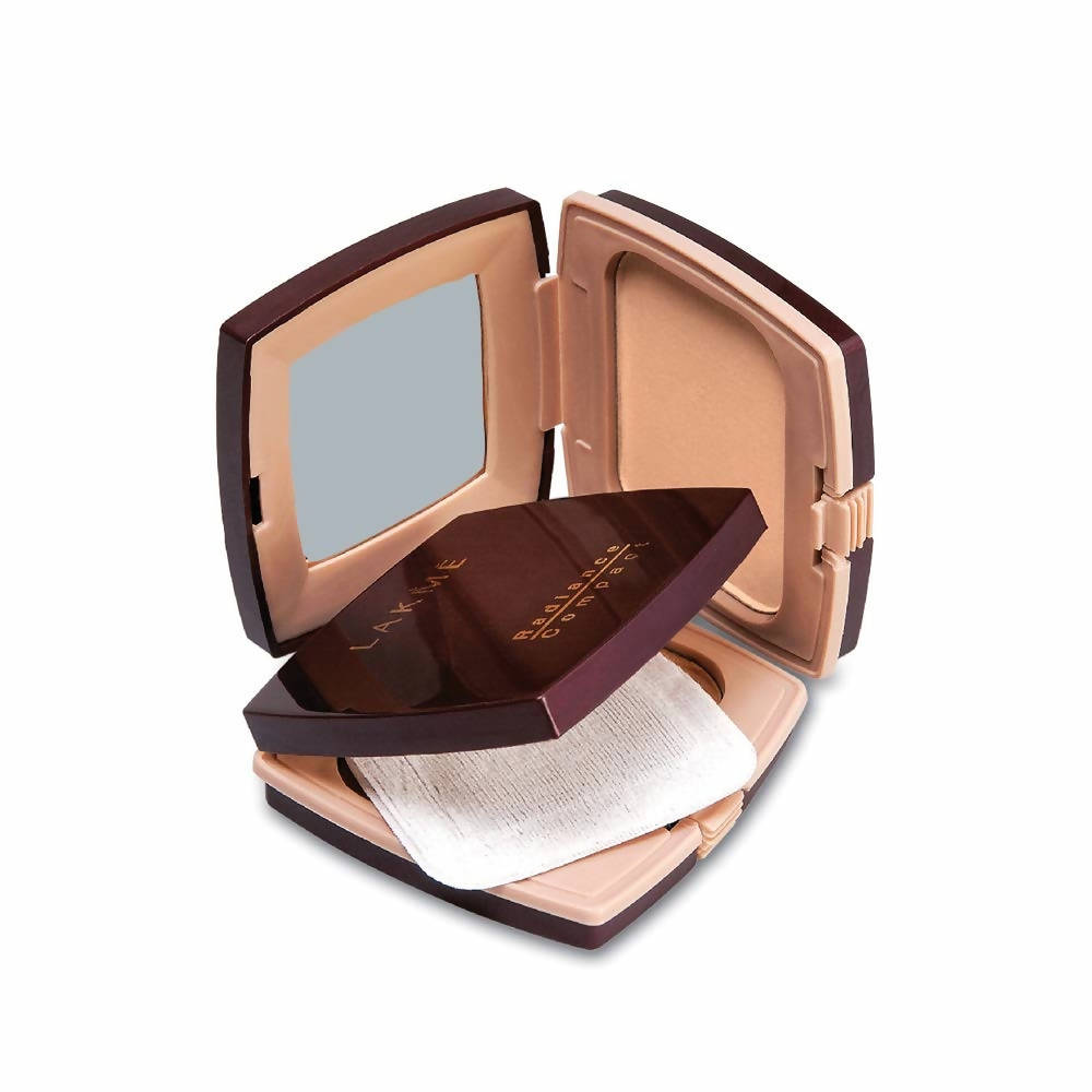 Lakme Radiance Complexion Compact Powder - Shell - Distacart
