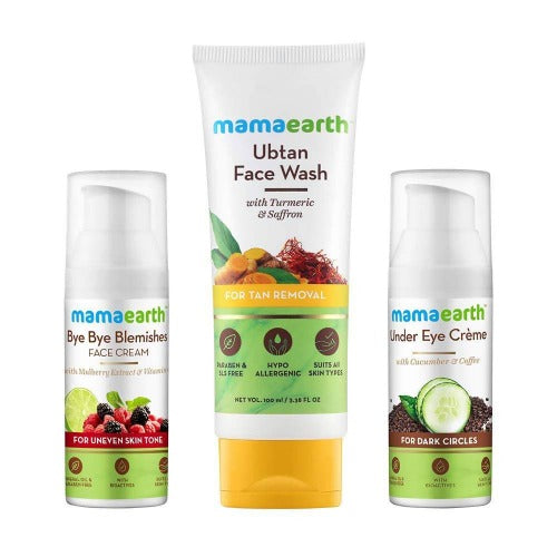 Mamaearth Complete Skin Glow Kit
