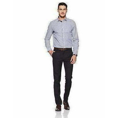 Men's Plain Regular Fit Formal Shirt