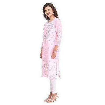 Handmade Regular Fit Womens - Cotton Kurta Kurti - Dista Cart