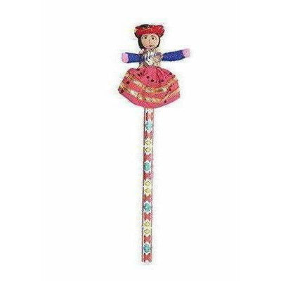 Puppet Pencil For Kids From Rajasthani