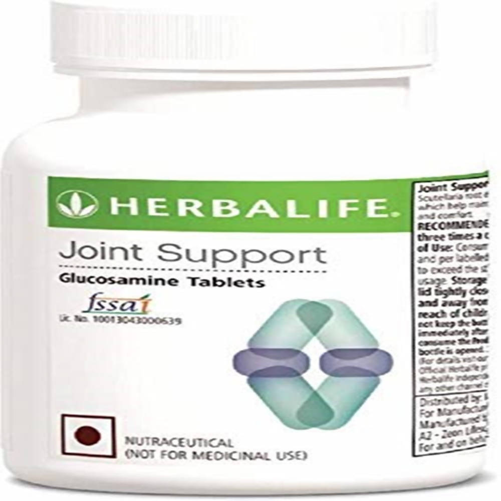 Herbalife Joint Support Glucosamine Tablets (90 Tabs) - Distacart