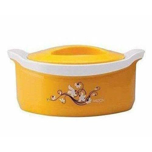Casserole 1500ml, Yellow