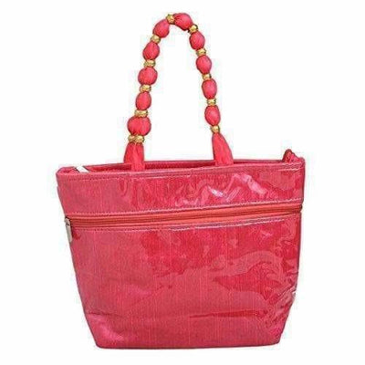Pink Color Designer Hand-Bag