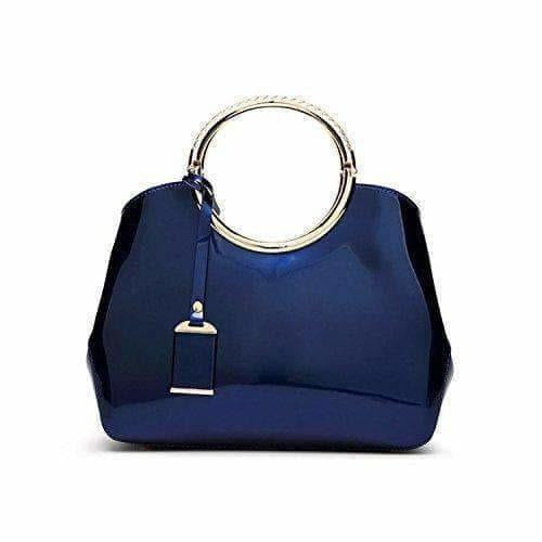 Designer Glossy Hand Bag - Dista Cart