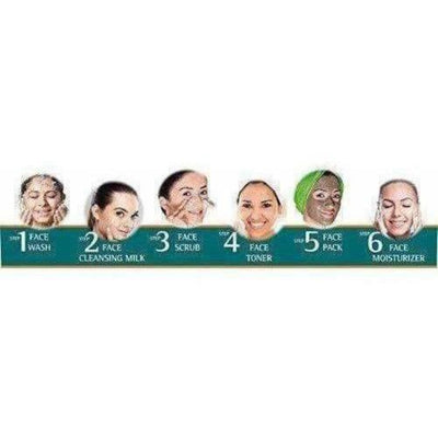Himalaya Pure Skin Neem Facial Kit with Face Massager - Distacart