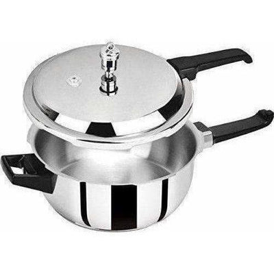 Induction Base Stainless Steel Pressure Cooker
