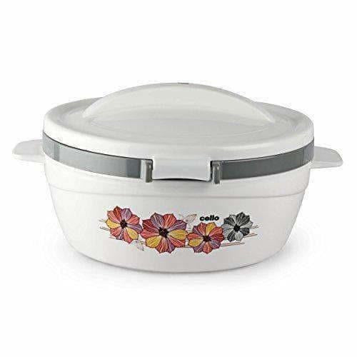 Cello  Plastic Casserole with Lid