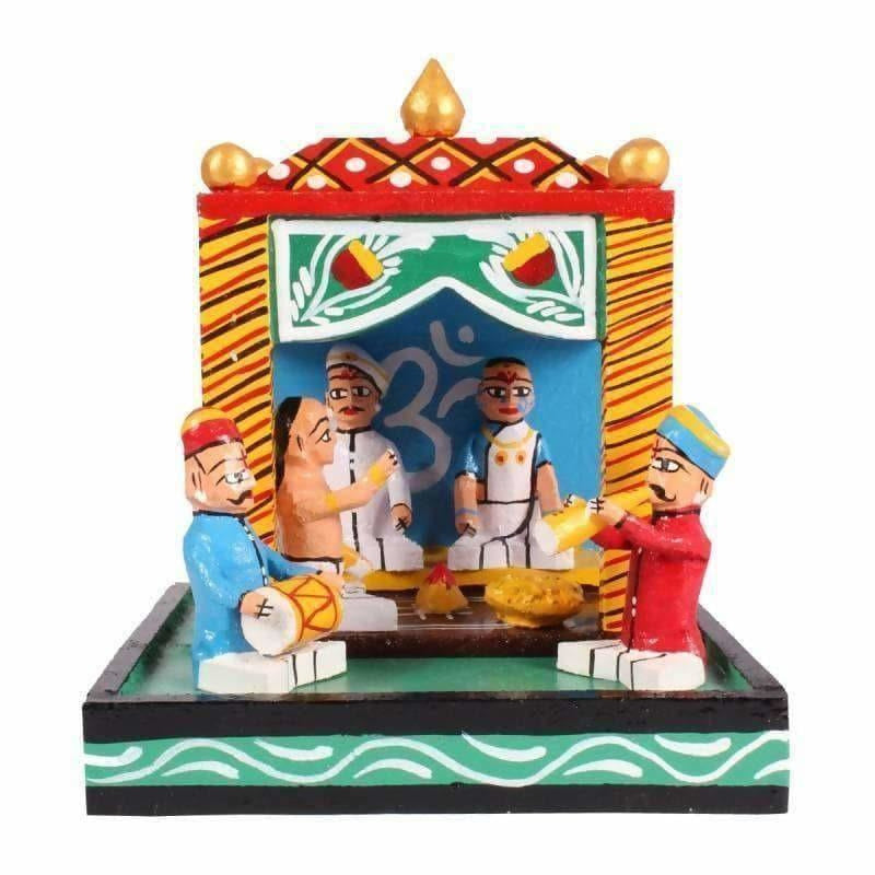 Kondapalli Kalyan Mandapam(Marriage Set) - Dista Cart