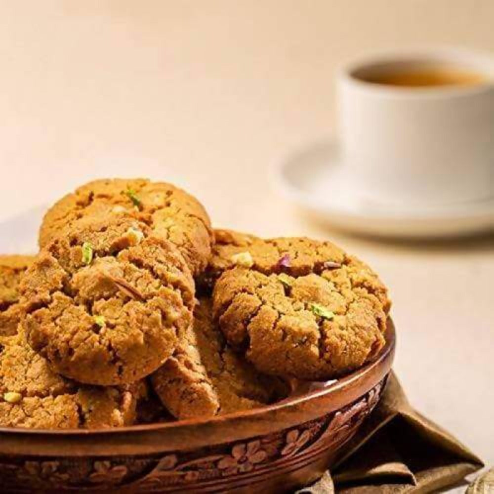 Cafe Niloufer Dry Fruit Cookies