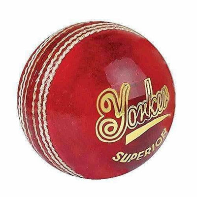 Leather Cricket Ball, Senior - Distacart
