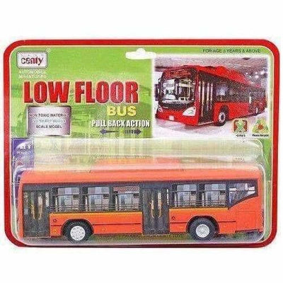 Centy Toys Low Floor CNG Bus
