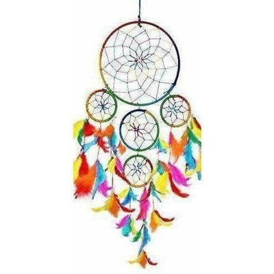 Crystal Product Dream Catcher Wall Hanging for Positive Energy - Distacart